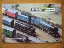 Wrenn Ref 00/1/74 2nd Edition Catalogue-Standard