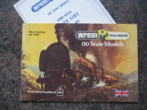 Wrenn Ref 00/3/77 Third Edition Catalogue-New Liveries