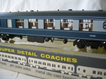 Wrenn W6003 Pullman Brk Blue/Grey - S308S