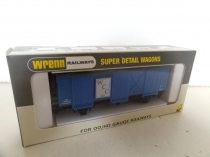 "Wrenn W.5301 ""WCC 2008"" Blue LWB Fruit Van - Numbered Edition"