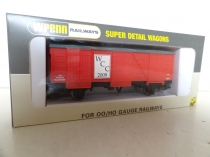 "Wrenn W.5302 ""WCC 2009"" Orange LWB Fruit Van - Numbered Edition"