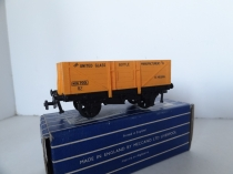 "Hornby Dublo 32069 ""United Glass Bottle Manufacturers"" Sand Wagon"