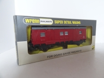 Wrenn W.5085 Utility Van - LMS Red
