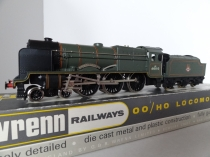 "Wrenn W2262 ""Grenadier Guardsman"" Scot Locomotive - BR Green - Early P4 Issue"