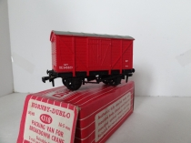 Hornby Dublo 4318 Packing Van - BR Red - DE545623 - Rare