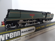 "Wrenn W.2268A  S/West Country ""Yeovil"" BR Green - V/RARE"