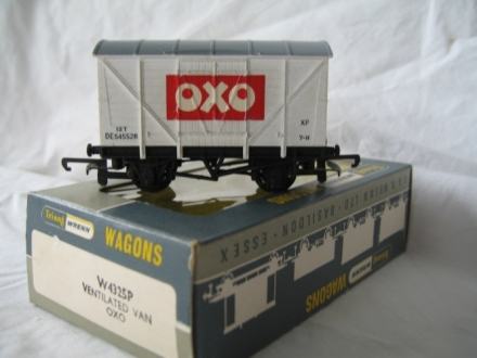 Wrenn W4325P OXO Van Variants