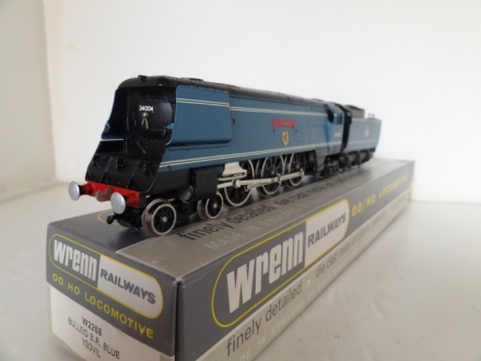 Wrenn W2268 Yeovil Bullied Locomotive - BR Blue - RARE