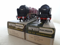 Wrenn CALEDONIANS Royal Scot Class Locomotives - 1982 to 1990